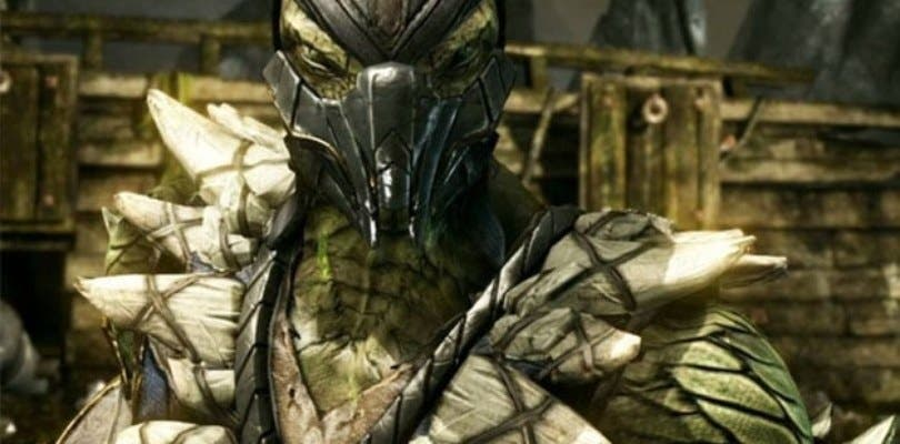 Reptile podría haber sido confirmado en Mortal Kombat 11 por accidente