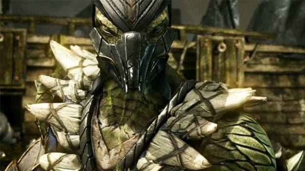 Imagen de Reptile podría haber sido confirmado en Mortal Kombat 11 por accidente