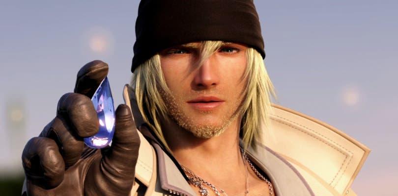 Snow Villiers llegará a Dissidia Final Fantasy NT como personaje jugable