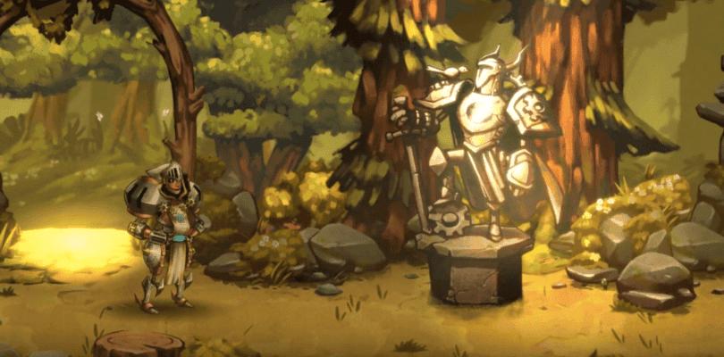 Anunciado oficialmente SteamWorld Quest, un RPG ambientado en la conocida franquicia