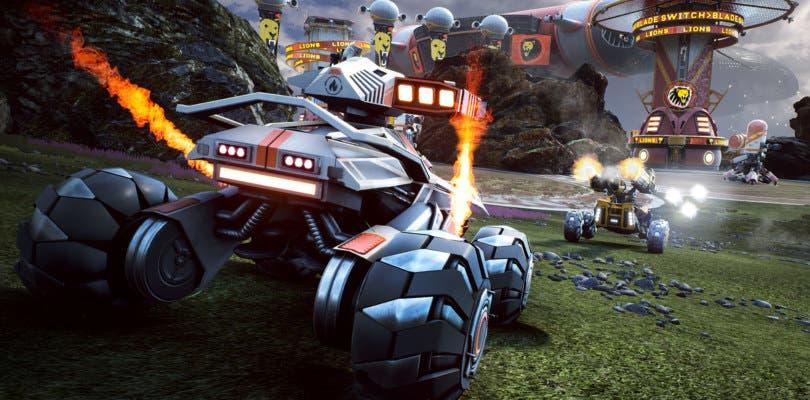 Switchblade llegará este mes a PC y PlayStation 4 totalmente gratis