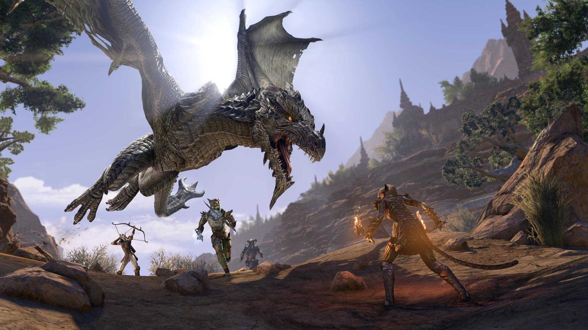 Imagen de Análisis The Elder Scrolls Online: Elsweyr - Nueva expansión, mismo sabor