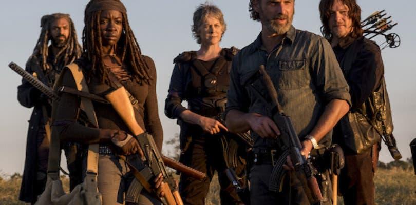 AMC renueva The Walking Dead por una décima temporada