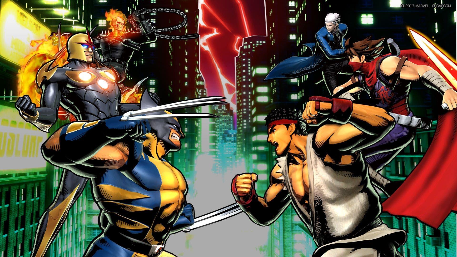 Imagen de Un actor de Devil May Cry V habría filtrado la llegada de un nuevo Capcom Vs