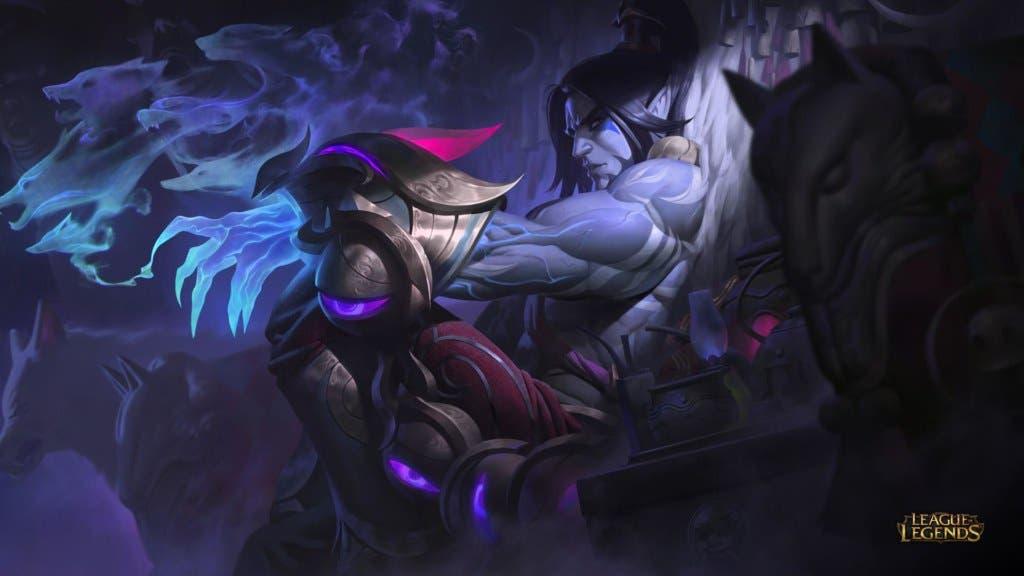 League of Legends anuncia skins del Deleite Lunar 2019 para Sejuani