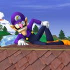 Waluigi Super Smash Bros. Ultimate
