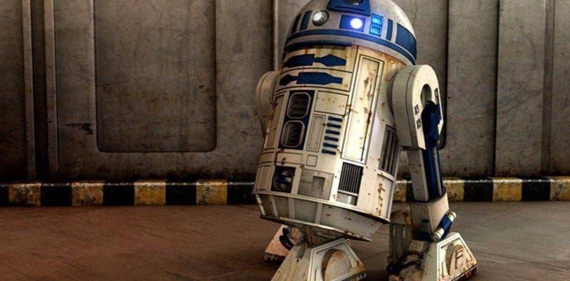 Jimmy Vee finaliza su trabajo como R2-D2 en el rodaje de Star Wars: Episodio IX