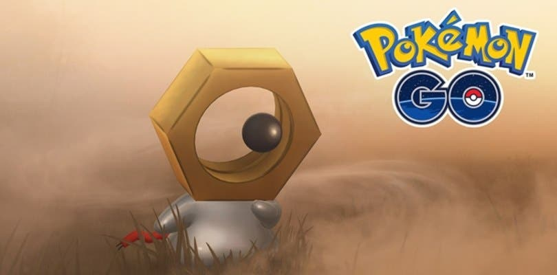 Los Meltan shiny han llegado a Pokémon Go