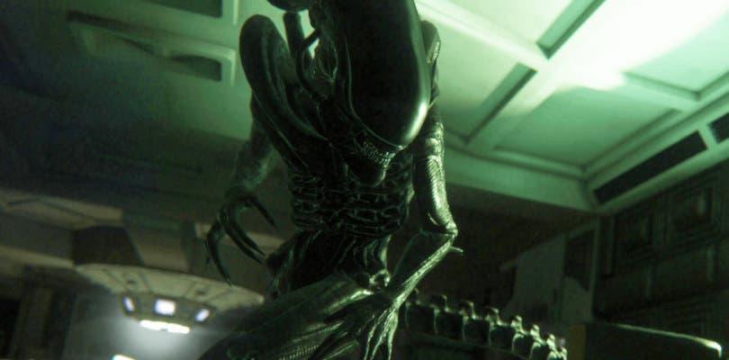 Sega da a conocer los primeros detalles de Alien: Isolation para Nintendo Switch