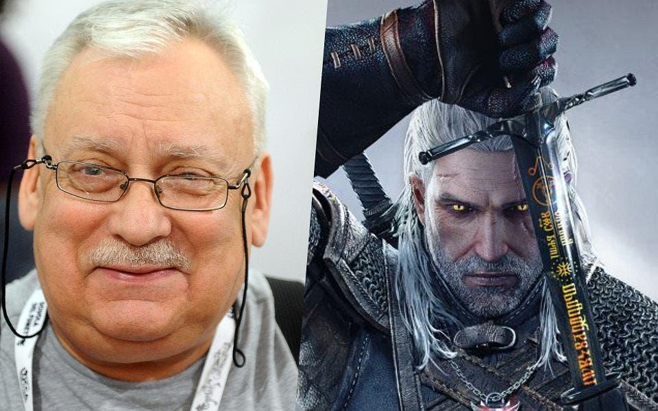 Andrzej Sapkowski The Witcher