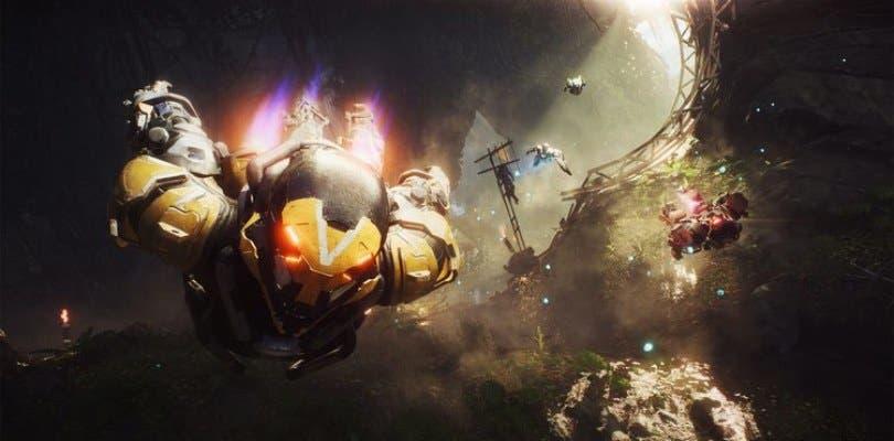Un problema en Anthem lleva a jugadores de bajo nivel a la misión final de la obra
