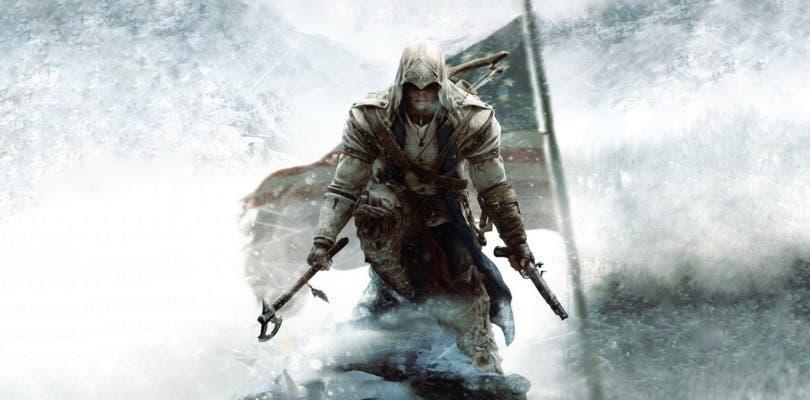 Assassin's Creed III Remastared aparece listado para Nintendo Switch en Ubisoft Club