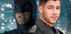 Nick Jonas quiere ser el nuevo Batman tras la marcha de Ben Affleck
