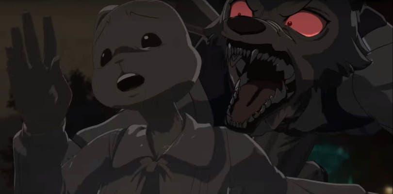 Legosi sale a cazar en el primer tráiler del anime de Beastars