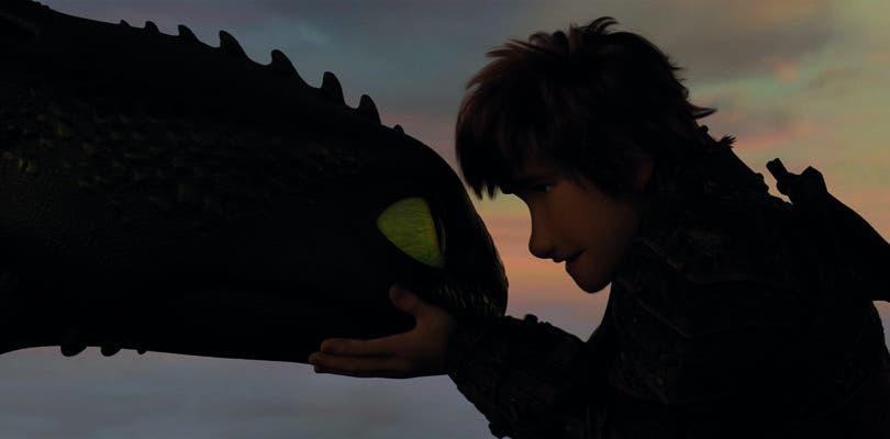 Crítica de Cómo entrenar a tu dragón 3: Sonrisas y lágrimas