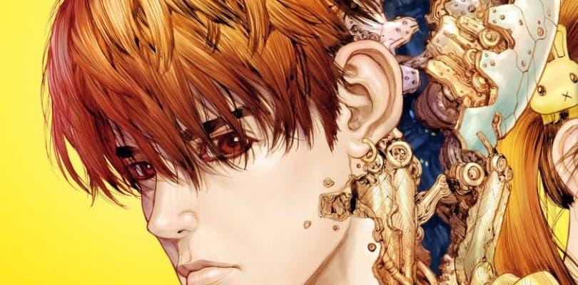 Boichi finalizará el manga Origin este fin de semana