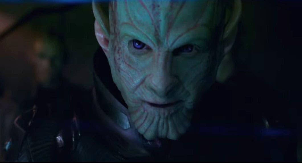 Los Skrull pasan a la acción en el nuevo tráiler de Capitana Marvel