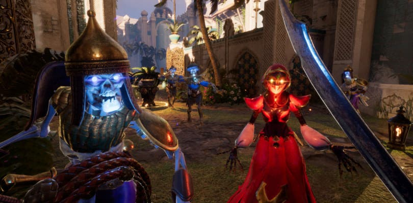 City of Brass para Nintendo Switch ya se encuentra disponible