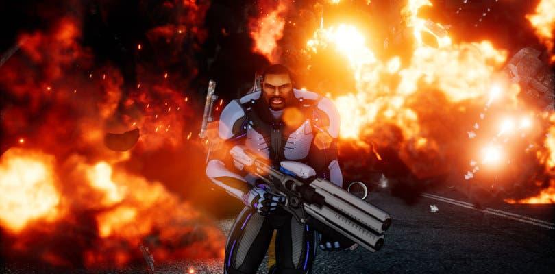 Crackdown 3 ofrece un DLC gratuito de cara a su próxima actualización