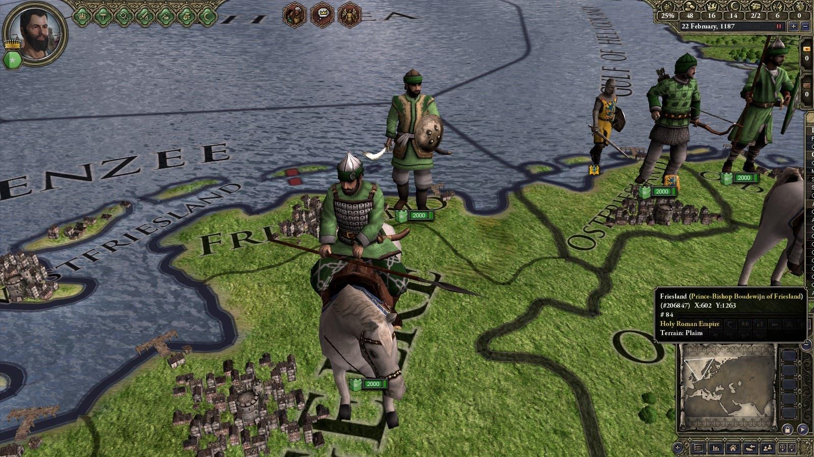 Imagen de Crusader Kings 2 ya está disponible gratis y para siempre en Steam