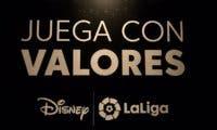 Disney y LaLiga se unen en favor de la igualdad, respeto y tolerancia