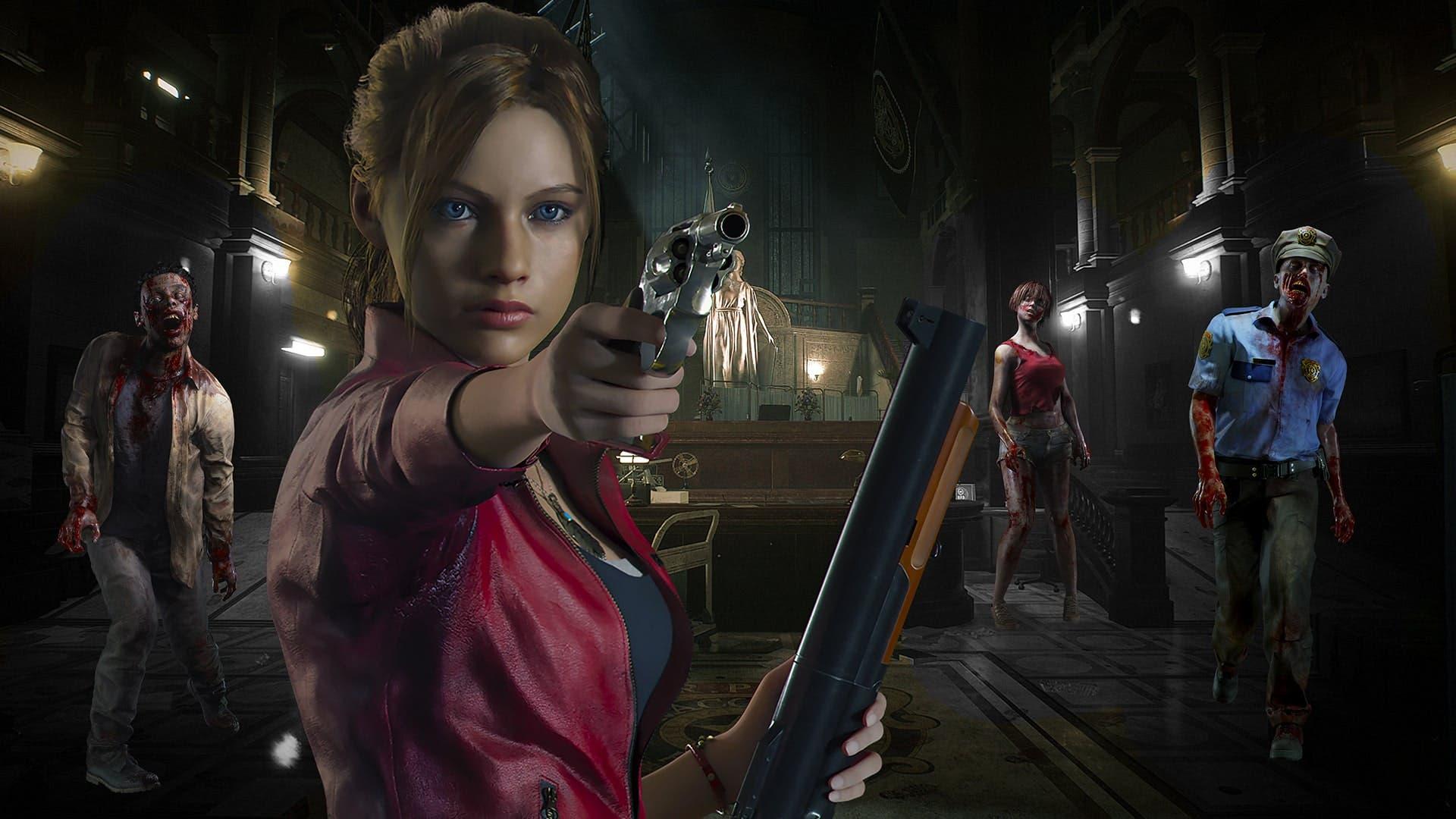 Imagen de Lo mejor de Resident Evil 2 tiene nombre de mujer; Claire Redfield