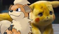 El último teaser de Detective Pikachu presenta fugazmente a Growlithe
