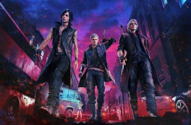 Dante, Nero y V exhiben sus habilidades en los nuevos vídeos de Devil May Cry 5