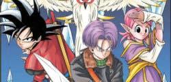 Dragon Ball Heroes: Portada y fecha de lanzamiento del manga