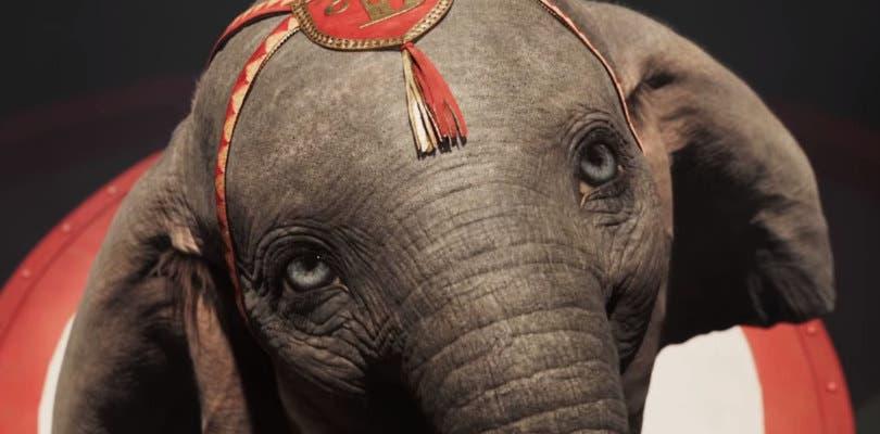 El circo abre sus puertas en el nuevo teaser tráiler de Dumbo