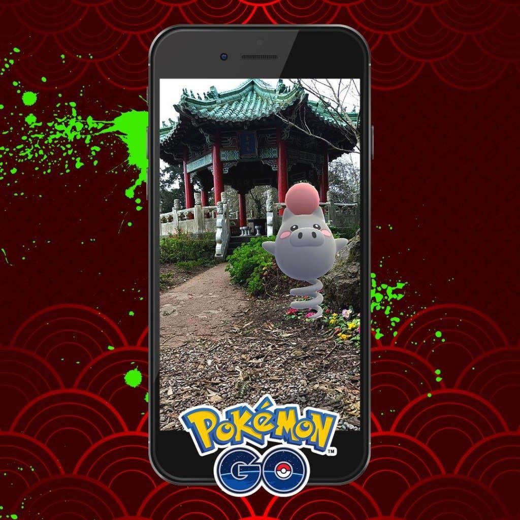 Imagen de Niantic da pistas sobre la llegada de Smeargle a Pokémon GO