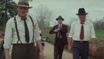 Woody Harrelson y Kevin Costner dan caza a Bonnie y Clyde en Emboscada final