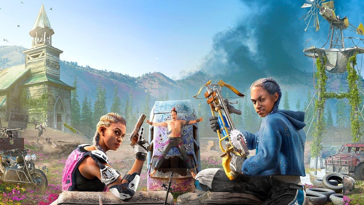 Imagen de Análisis Far Cry New Dawn