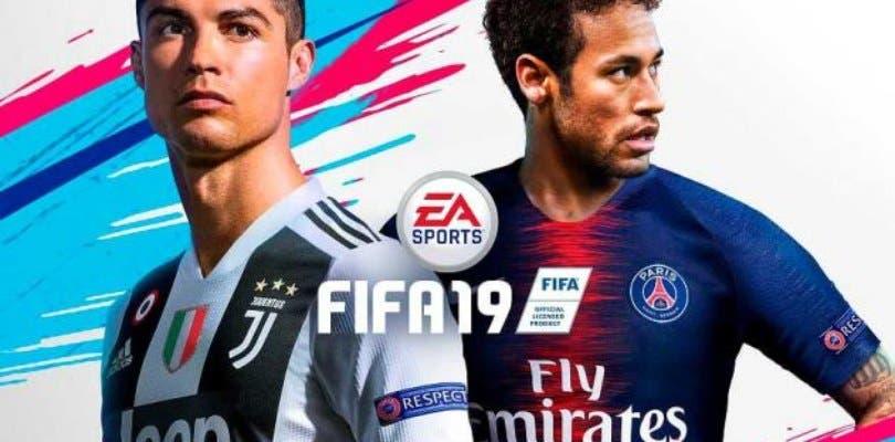 Cristiano Ronaldo deja de ser la imagen oficial de FIFA 19