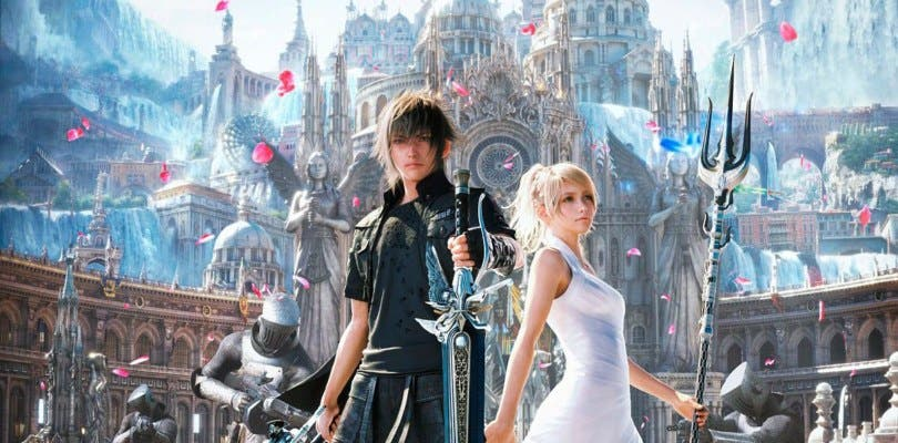 Square Enix lanzará The Dawn of the Future, la novela detrás de Final Fantasy XV