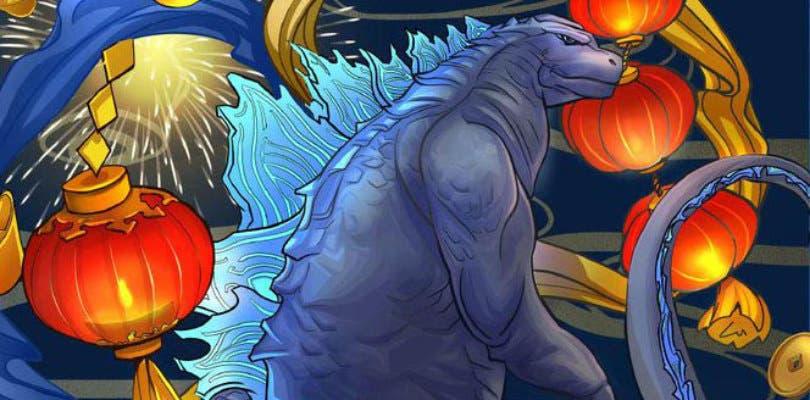 Godzilla 2 celebra el Año Nuevo chino con unos espectaculares pósteres
