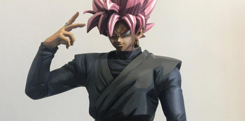 Dragon Ball Super: Análisis figura Goku Black Manga Dimensions Banpresto