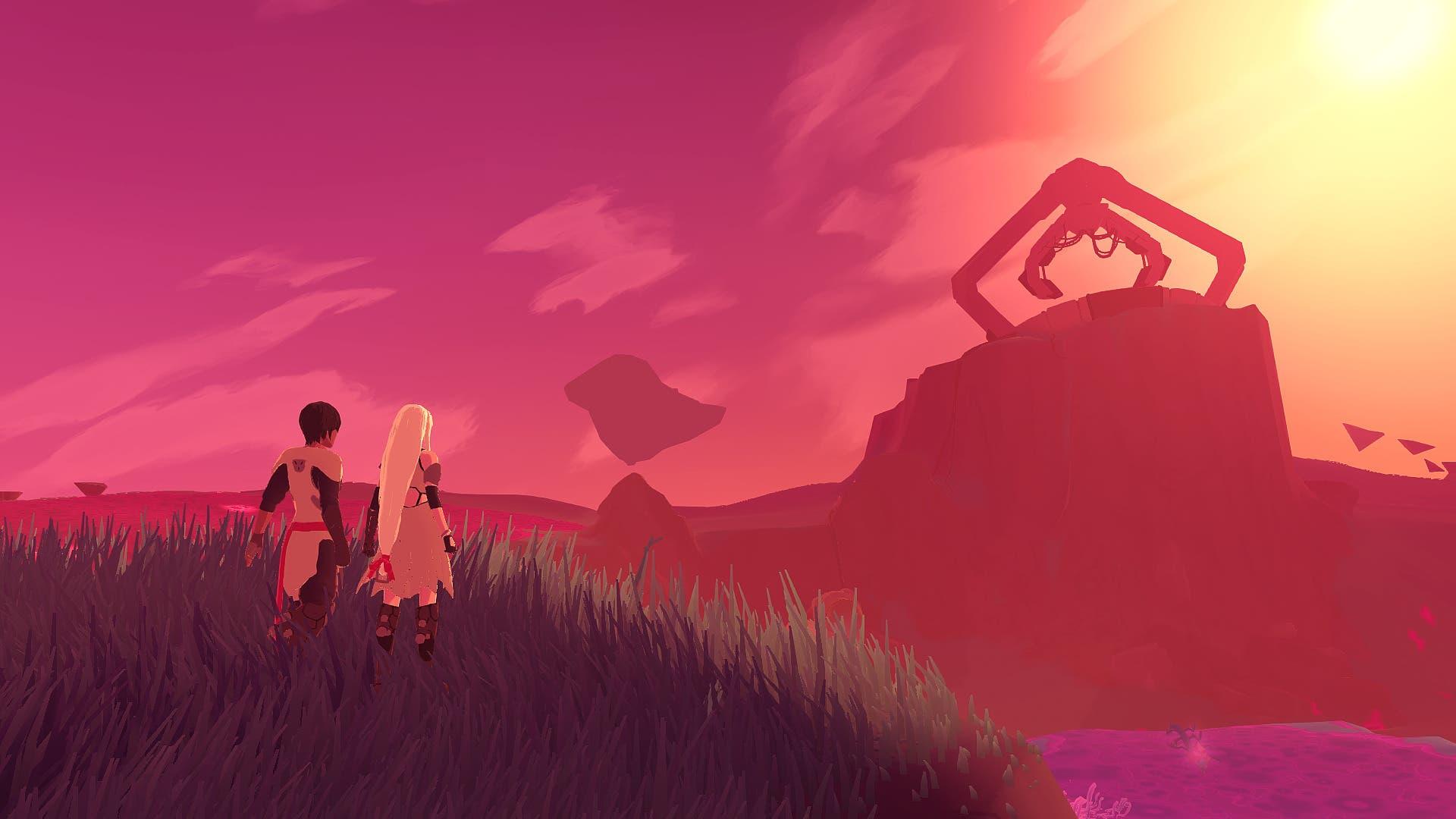 Imagen de Los creadores de Furi desvelan su nuevo título, un RPG llamado Haven