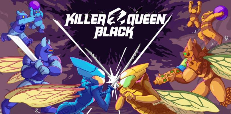 Killer Queen Black retrasa su lanzamiento y se anuncia su llegada a la Discord Store