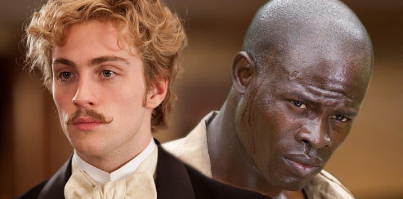 La precuela de Kingsman recibe a Aaron Taylor Johnson, Djimon Hounsou, y más
