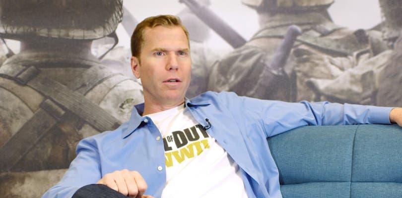 El director de Call of Duty: WWII se une a 2K para liderar un nuevo estudio