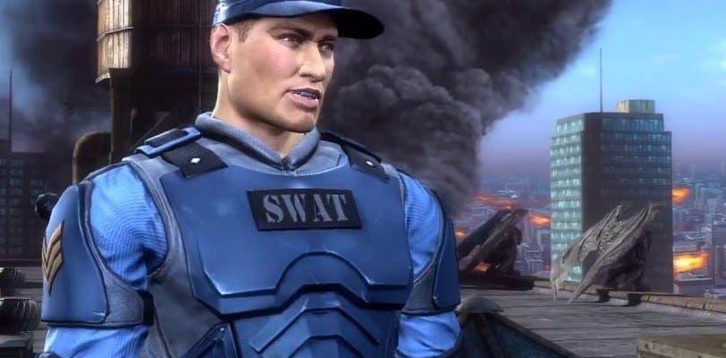 Se especula que John Cena podría ser Stryker en Mortal Kombat 11