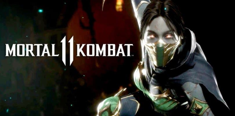 Se confirma a Jade como luchadora de Mortal Kombat 11