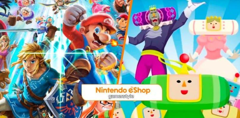 Nuevas ofertas se avecinan este fin de semana para las consolas de Nintendo