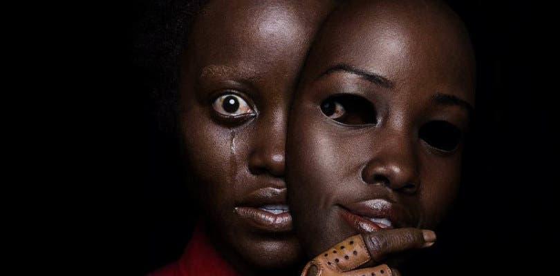 Lupita Nyong'o contra sí misma en el espeluznante nuevo póster de Nosotros