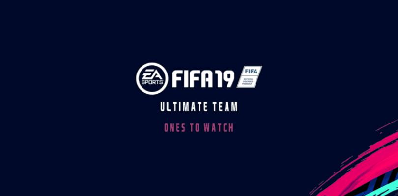 Llegan los Ones to Watch de invierno a FIFA 19 Ultimate Team