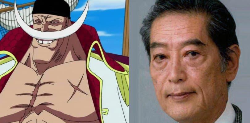 Muere Kinryuu Arimoto, la voz de Barbablanca en One Piece