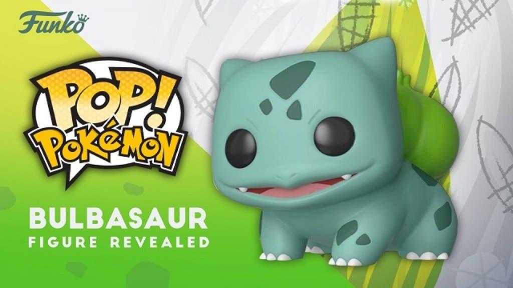 Pokemon-Funko-Pop-Bulbasaur