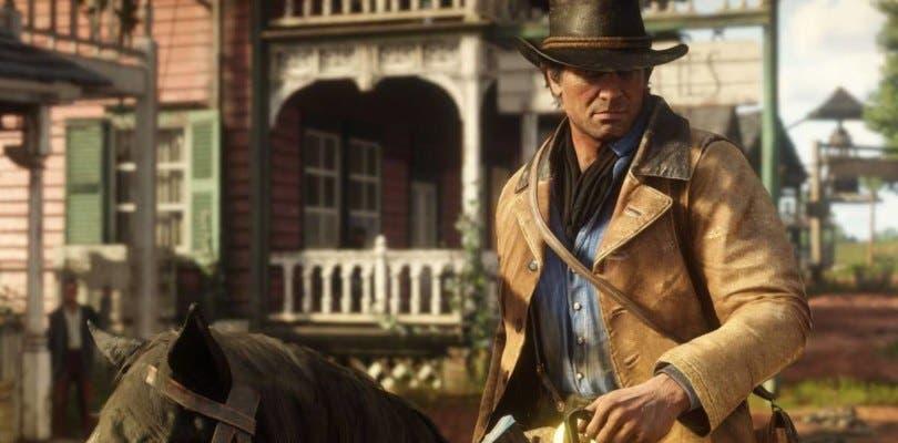Red Dead Redemption 2 lideró las ventas en Reino Unido la semana pasada