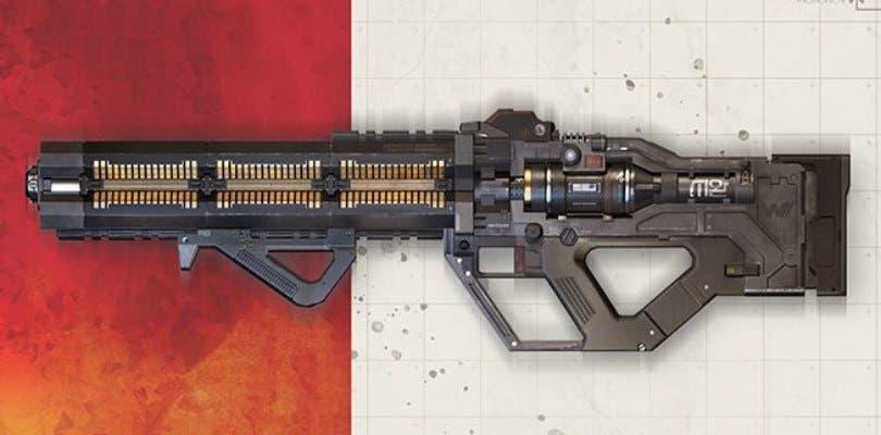 Así es el rifle Havoc, la nueva arma de Apex Legends